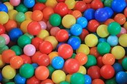Plastic Balls & Rubber Duckies